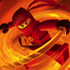 Ninjago đánh nhau