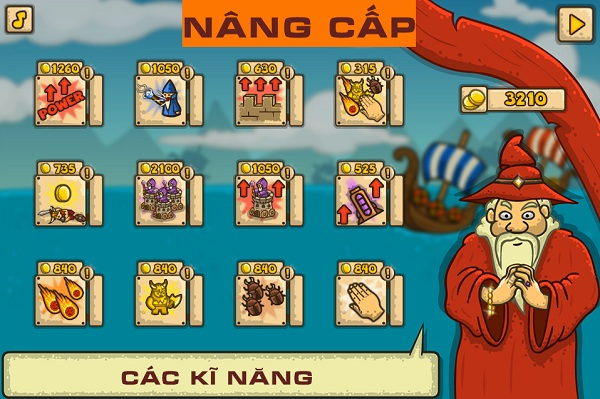 game Phap su thu thanh hinh anh 2