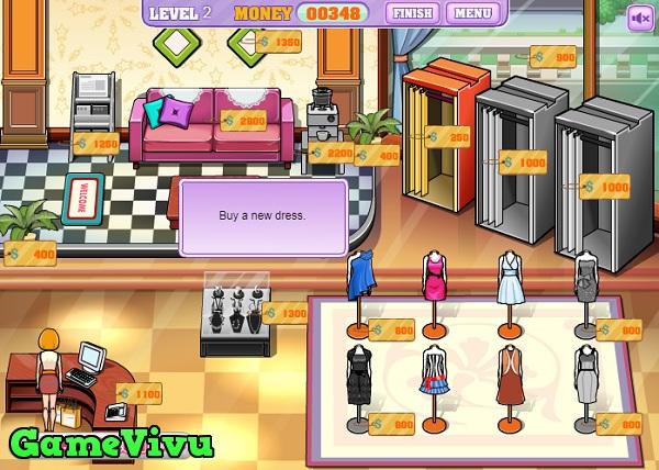 game Quan ly shop quan ao hinh anh 4