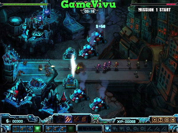 game Robot vs Zombie 2 hinh anh 2