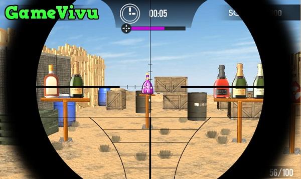 game Ban chai 3D hinh anh 2