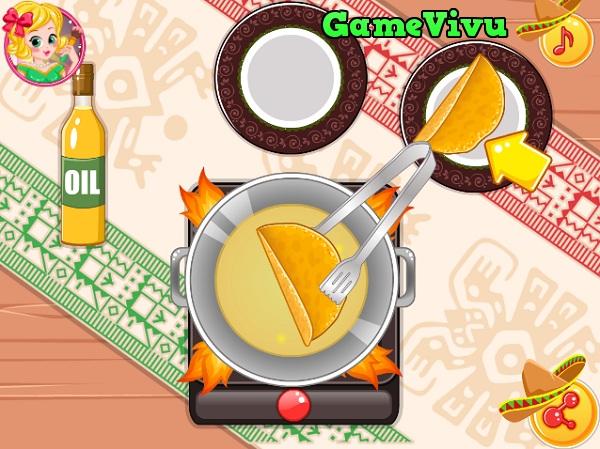 game Banh Taco thit nuong hinh anh 2
