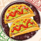Bánh Taco thịt nướng
