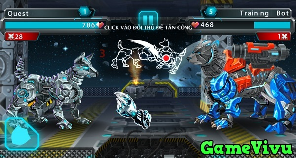game Cuoc chien robot 2 hinh anh 1