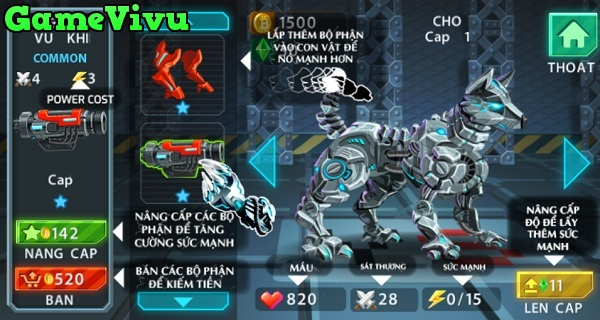 game Cuoc chien robot 2 hinh anh 3