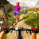 Đua xe đạp địa hình 3D