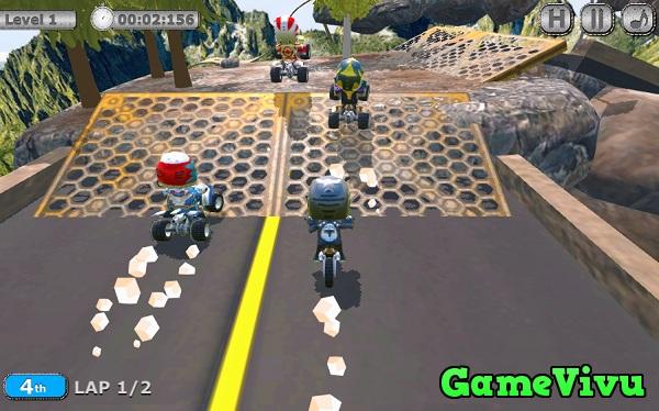 game Dua xe moto 2 nguoi hinh anh 1