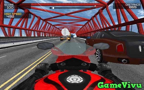 game Dua xe moto duong truong hinh anh 3