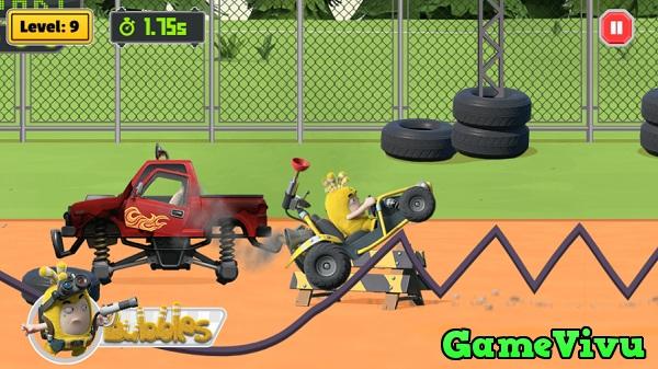 game Dua xe Oddbods hinh anh 3