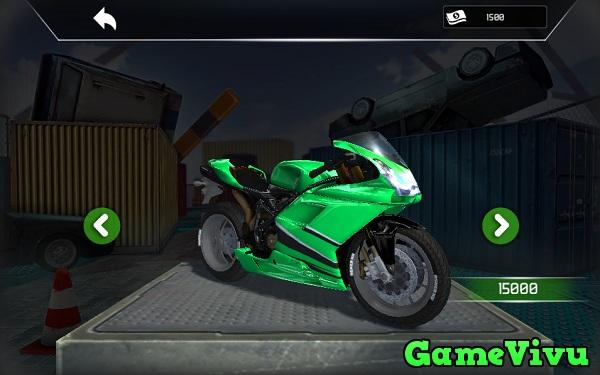 game Dua xe tu than 3D hinh anh 2