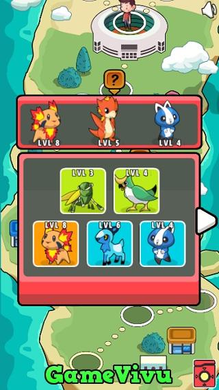 game Huan luyen Pokemon hinh anh 3