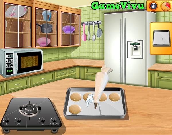 game Lam banh Macaron hinh anh 1