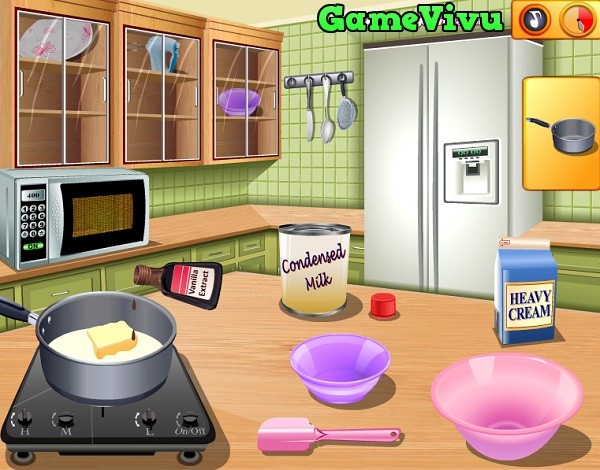game Lam banh Macaron hinh anh 2