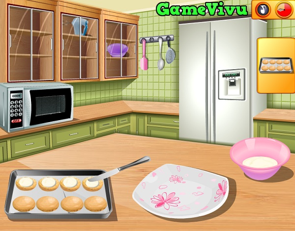 game Lam banh Macaron hinh anh 3