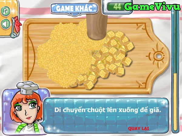 game Lam pho mai que hinh anh 1