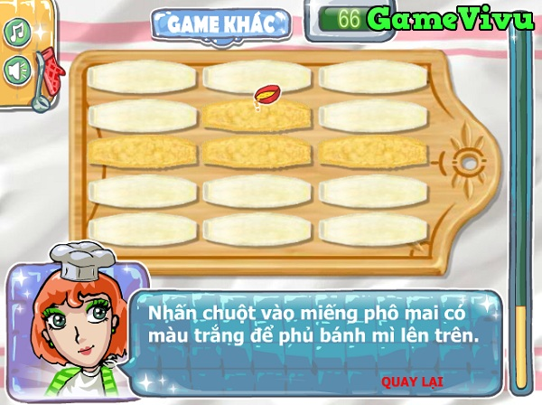 game Lam pho mai que hinh anh 2
