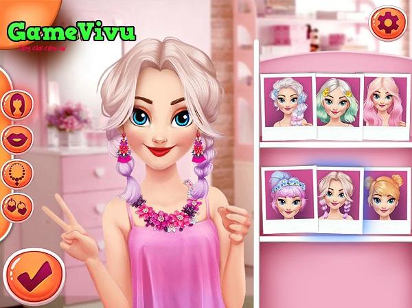game Mua he cua Elsa hinh anh 1