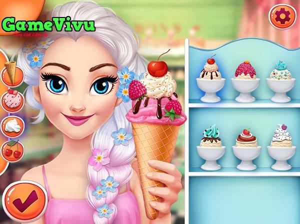 game Mua he cua Elsa hinh anh 3