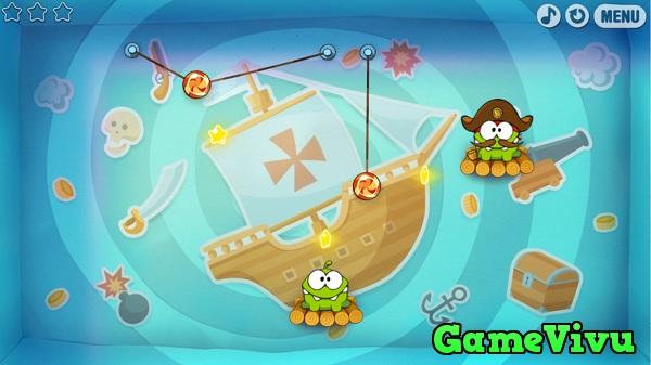 game Qua khu cua Om Nom hinh anh 3