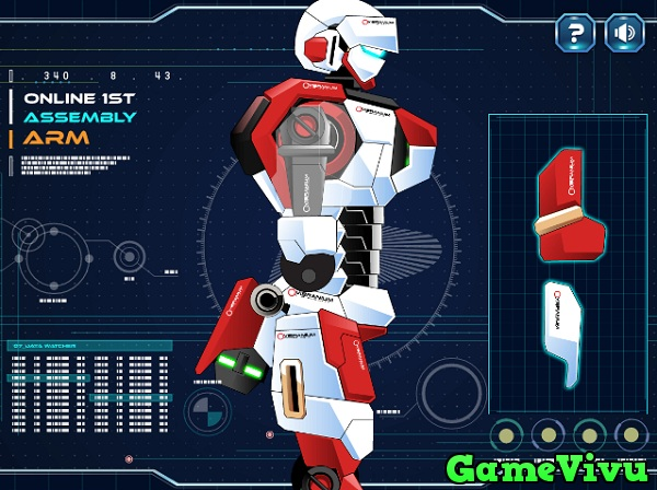 game Robot huy diet hinh anh 1