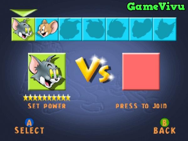 game Tom va Jerry danh nhau hinh anh 1