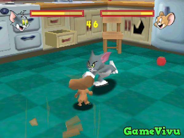 game Tom va Jerry danh nhau hinh anh 2