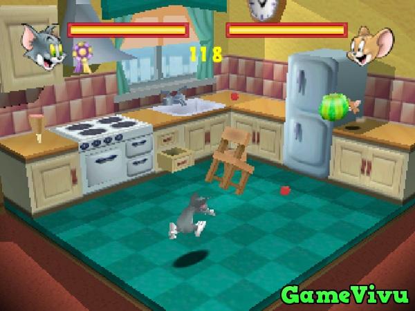 game Tom va Jerry danh nhau hinh anh 3