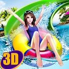 Game-Truot-phao-cong-vien-nuoc-3d