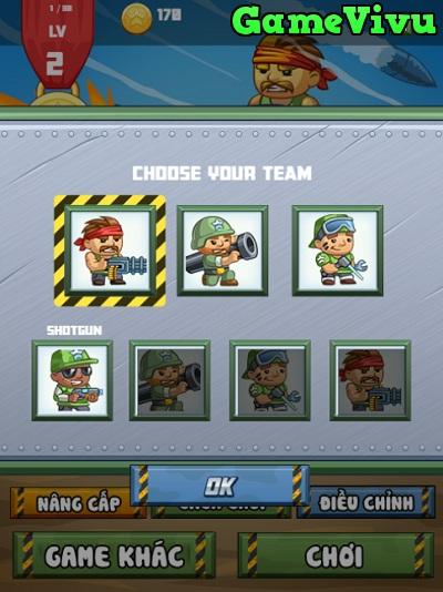 game Xe tang phong thu 2 hinh anh 3
