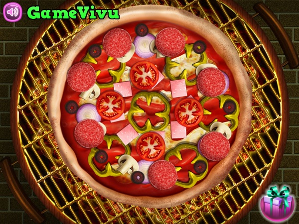game Banh pizza thap cam hinh anh 3
