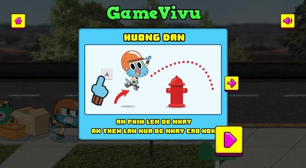 game Gumball bat bong hinh anh 1