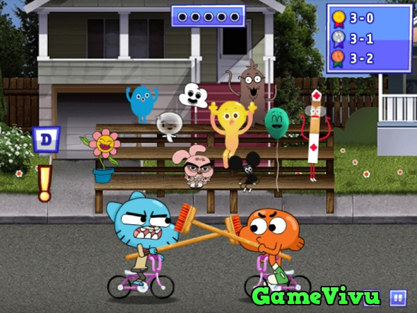 game Gumball tranh tai hinh anh 3