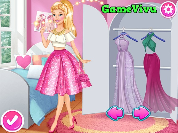 game Thoi trang Barbie hinh anh 3