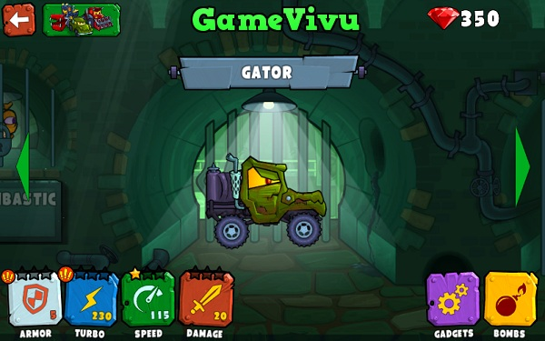 game Xe hoi an thit 7 hinh anh 2