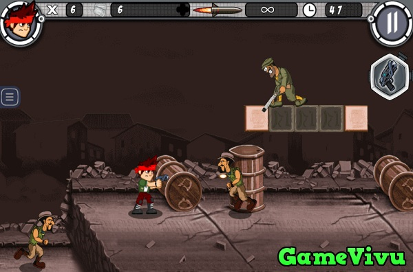 game Alpha Guns hinh anh 1