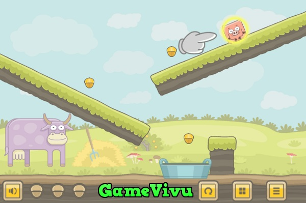 game Chu heo tinh nghich hinh anh 1