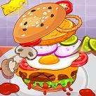 Cuộc thi làm bánh hamburger