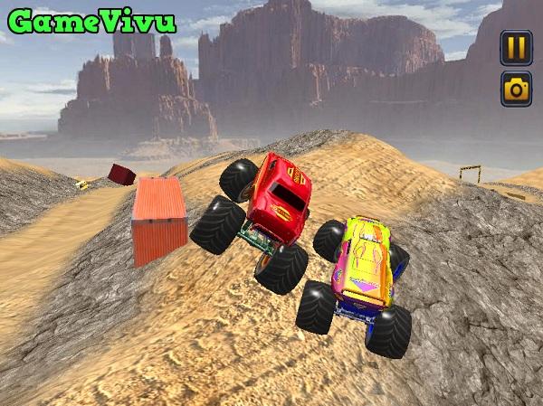 game Dua xe vuot dia hinh 3D hinh anh 3