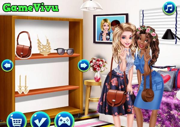 game Elsa shopping hinh anh 3