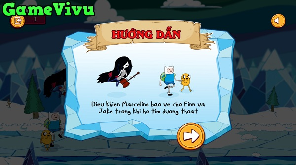 game Gio phieu luu: Marceline quyet chien hinh anh 1
