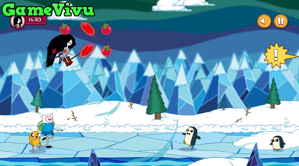 game Gio phieu luu: Marceline quyet chien hinh anh 2