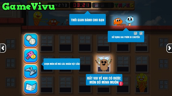 game Gumball phat do hinh anh 1