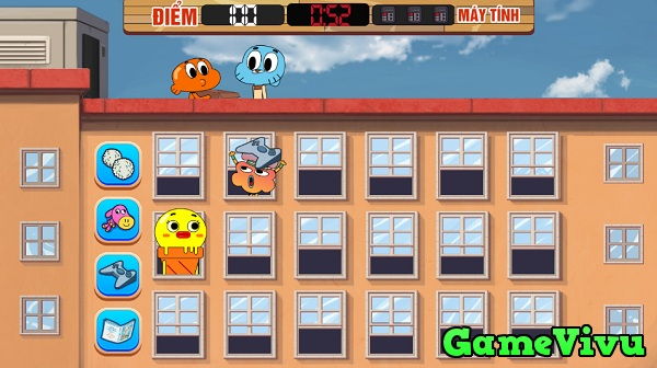 game Gumball phat do hinh anh 2