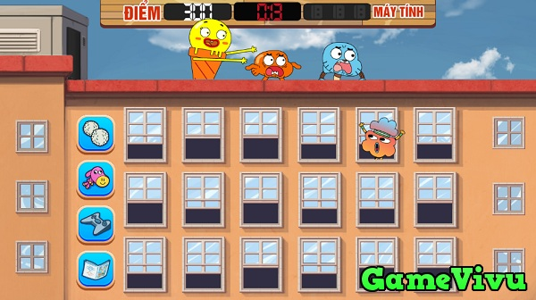 game Gumball phat do hinh anh 3