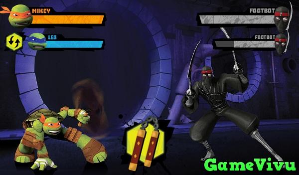game Ninja rua tru gian hinh anh 2