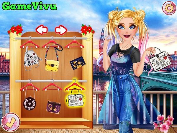 game Tuan le thoi trang Barbie hinh anh 3