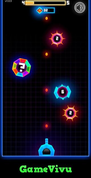 game Ban bong Neon 2 hinh anh 1