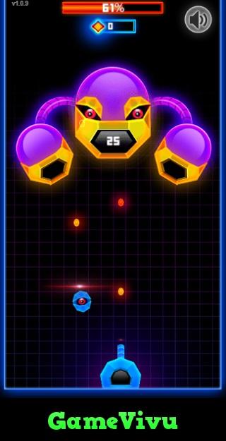 game Ban bong Neon 2 hinh anh 3