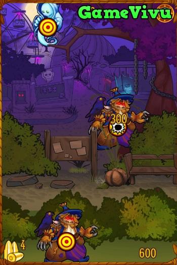 game Ban ma Halloween hinh anh 1