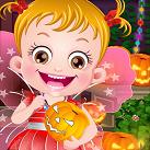 Bữa tiệc Halloween của bé Hazel